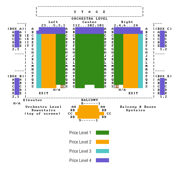 Bass Hall Seating Chart Best Seat 2018. Devos Performance Hall Seating Chart Seatgeek. Seat. Devos Hall Seating Diagram At Scoala.co