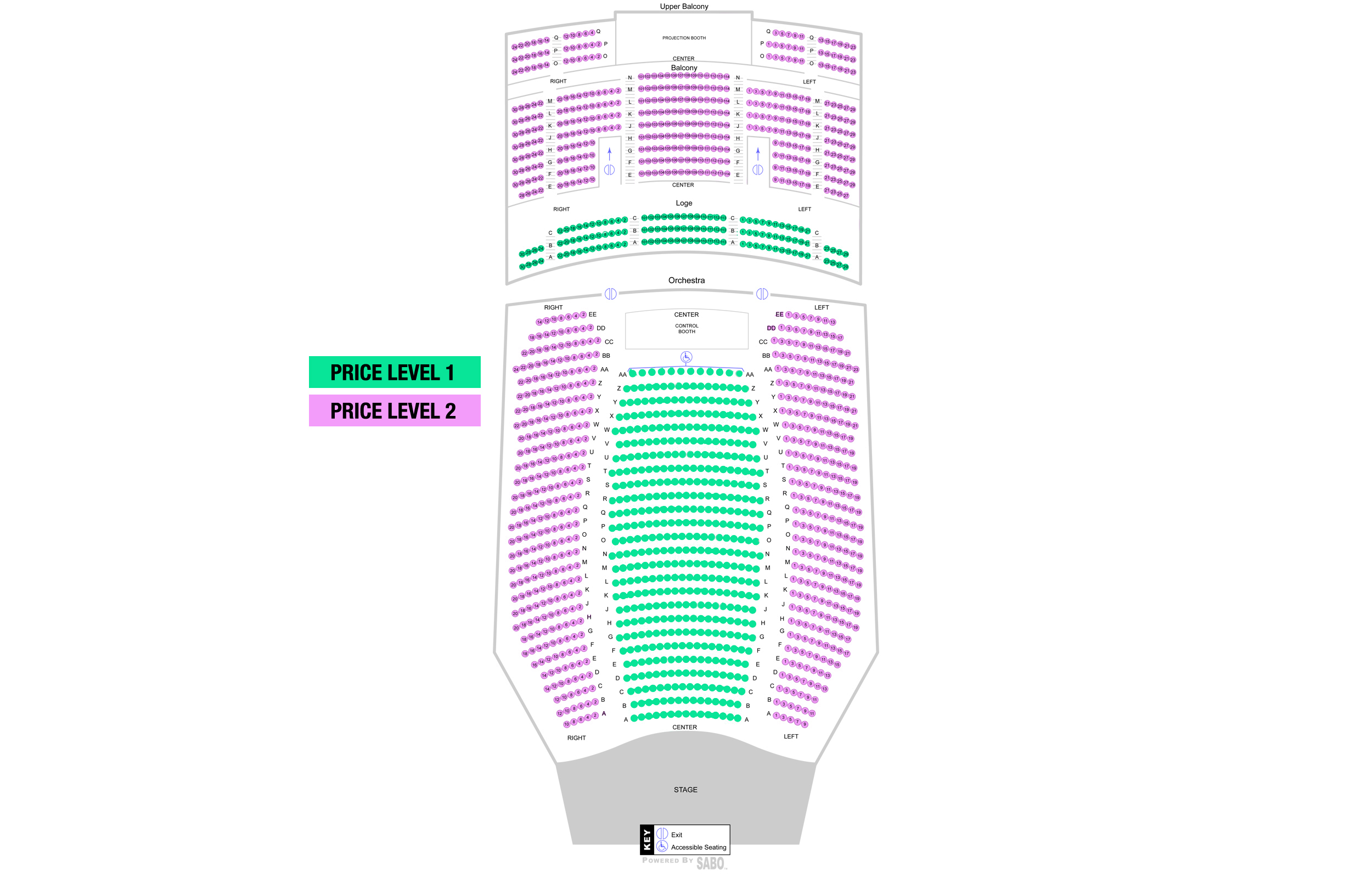 Count basie theatre newark tickets schedule seating charts