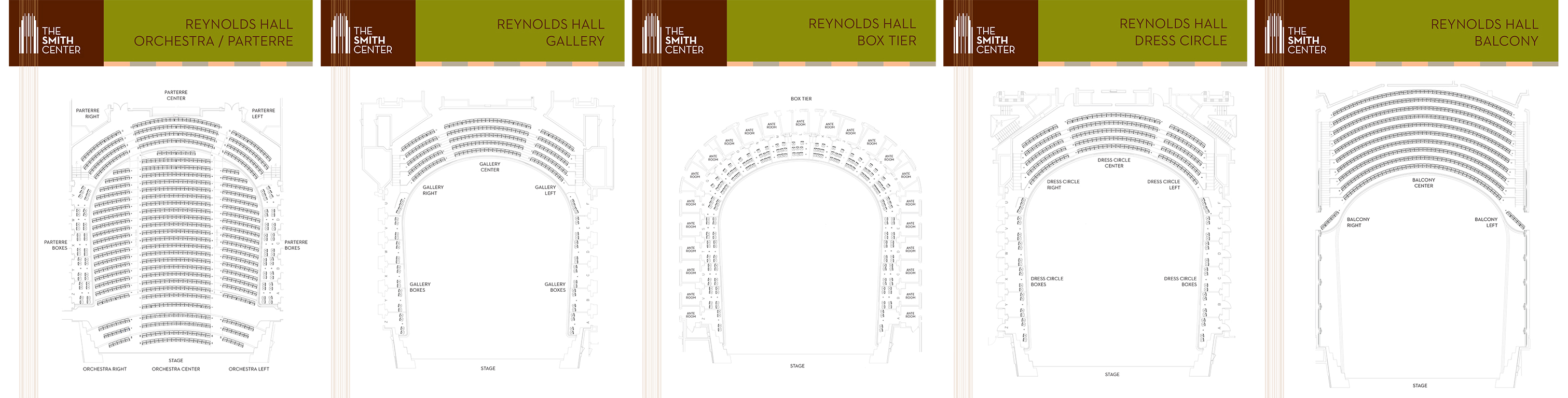 The smith center for the performing arts reynolds hall las vegas
