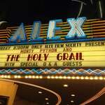 Alex theatre holy grail
