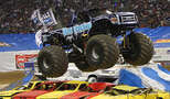 Monster jam blue thunder 080513