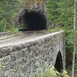 Box canyon tunnel and bridge 4