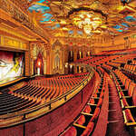 Pantages theatre mezz view.  9 13